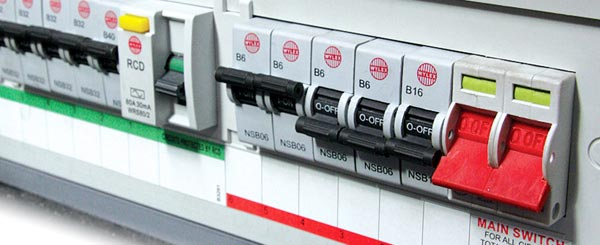 Fuse box other electrical appliances fuseboard ireland